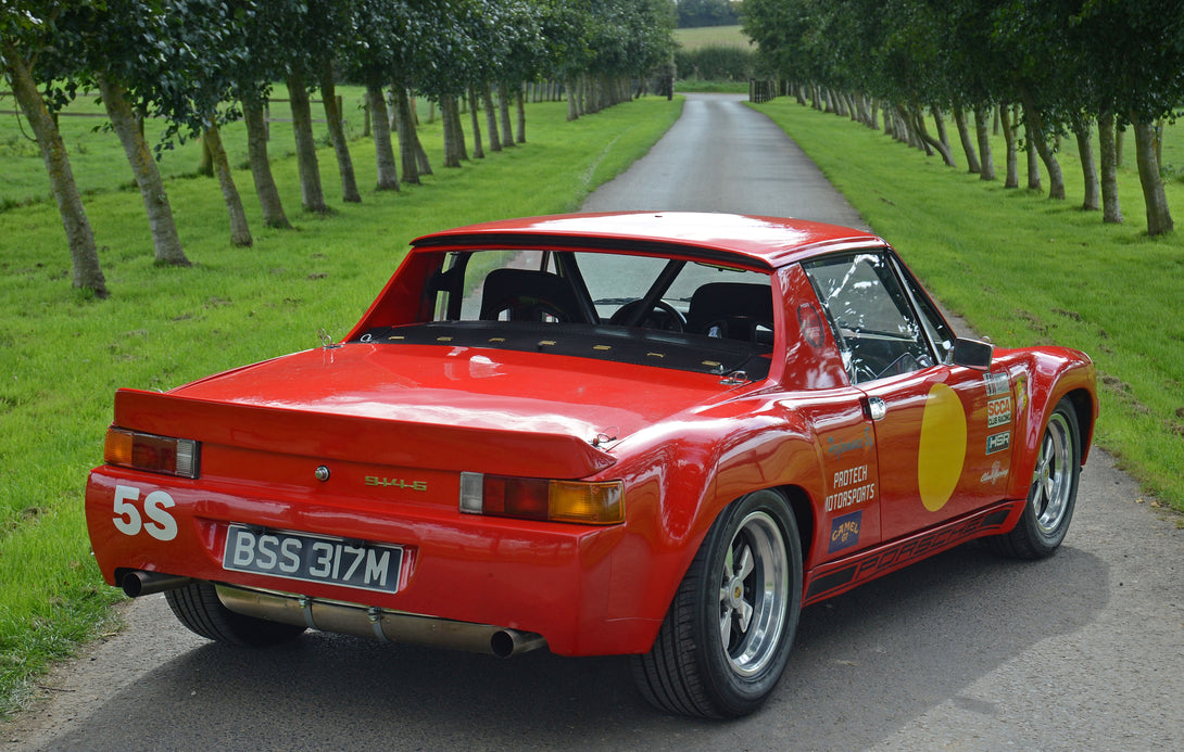 1974 Porsche 914-6 Road/Race Car