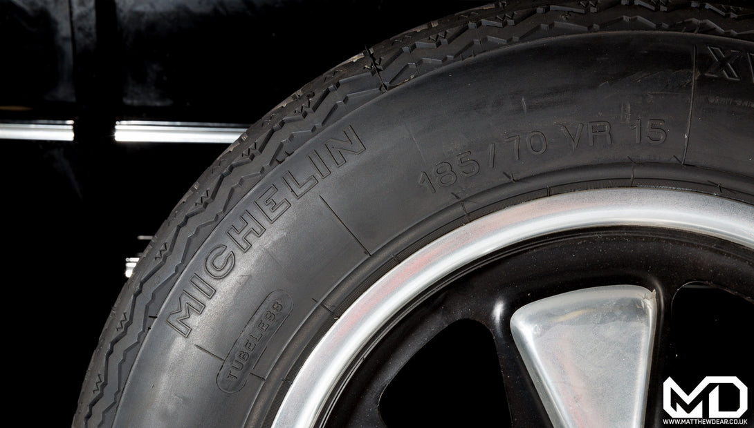 Michelin XAS tyres