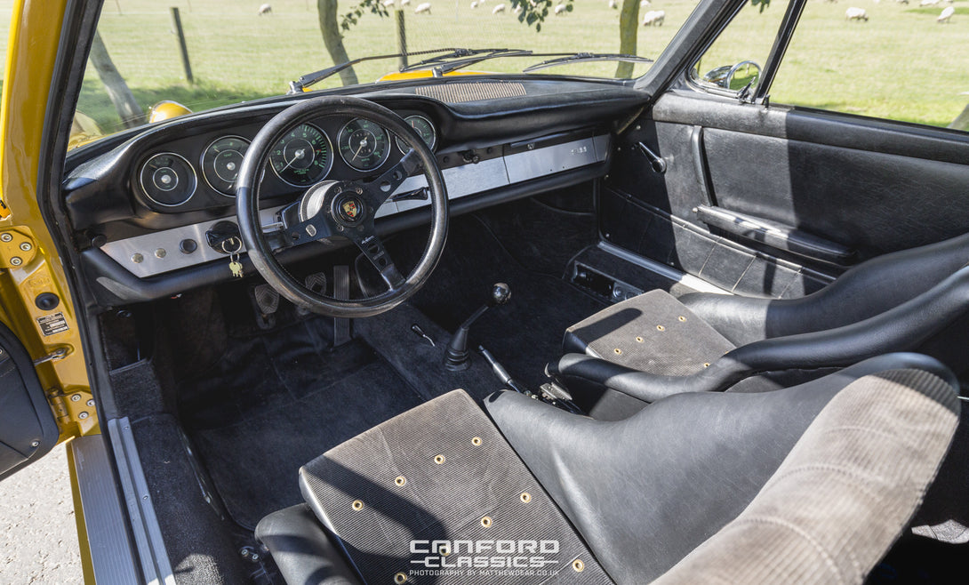 1967 LHD Porsche 911 Restoration Project