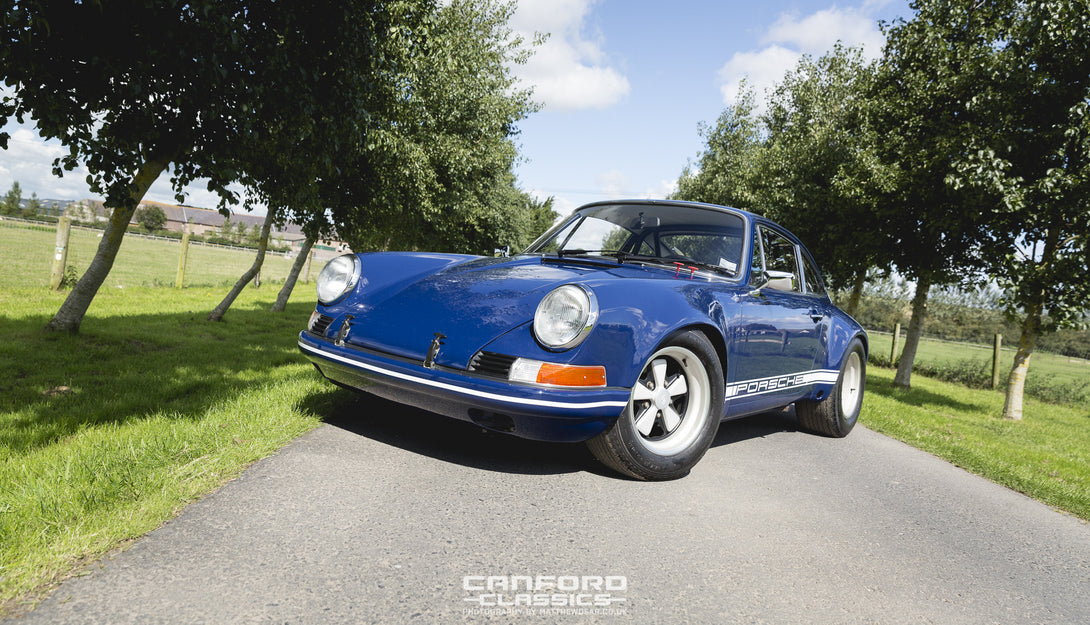 Porsche 911 ST Tribute Restoration Project | Canford Classics