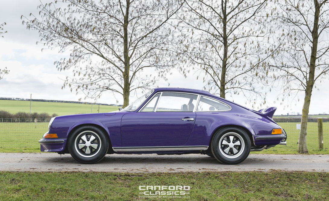 1973 RHD Porsche RS Restoration Project