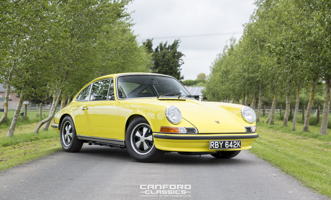 1972 2.4S LHD - REDUCED!