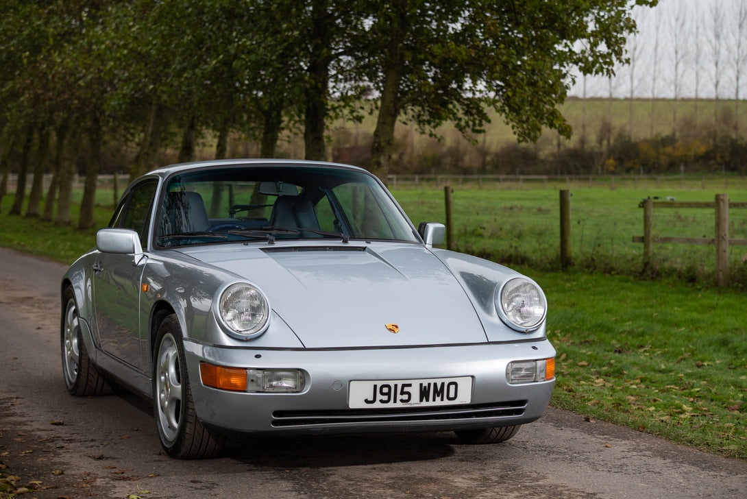 SOLD!! 1991 Porsche 964 Carrera