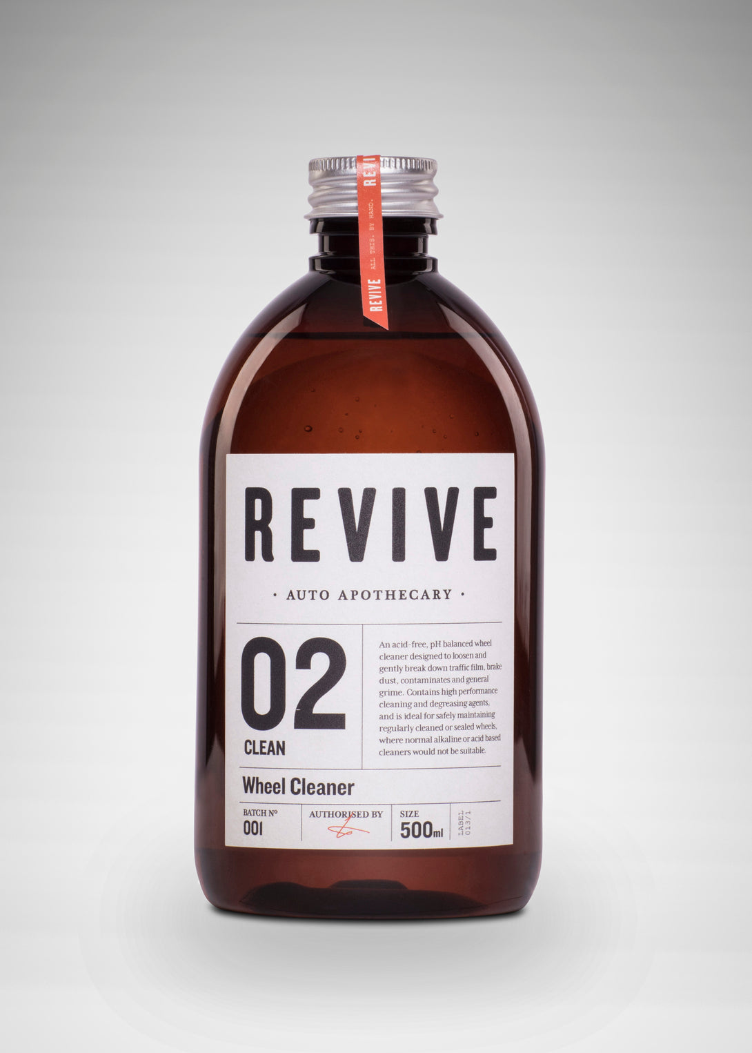 Revive 02 Wheel Cleaner
