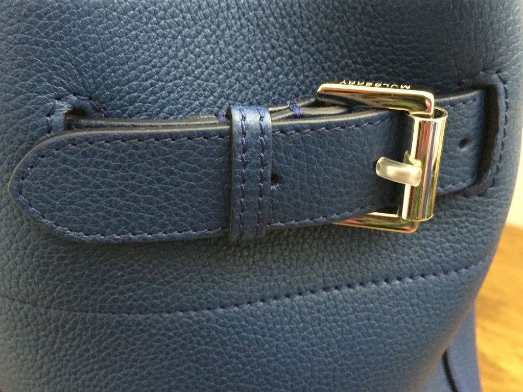 ... czech mulberry large bayswater buckle in sea blue small classic grain  leather 98488 70956 low price mulberry mini ... dca195241f1a5