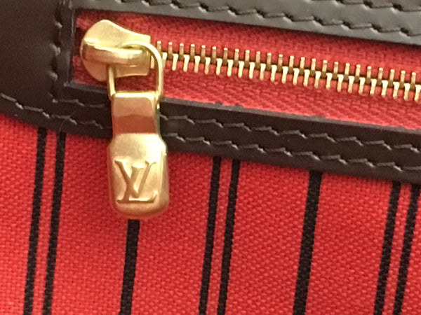 Louis Vuitton Neverfull GM in Damier Ebene