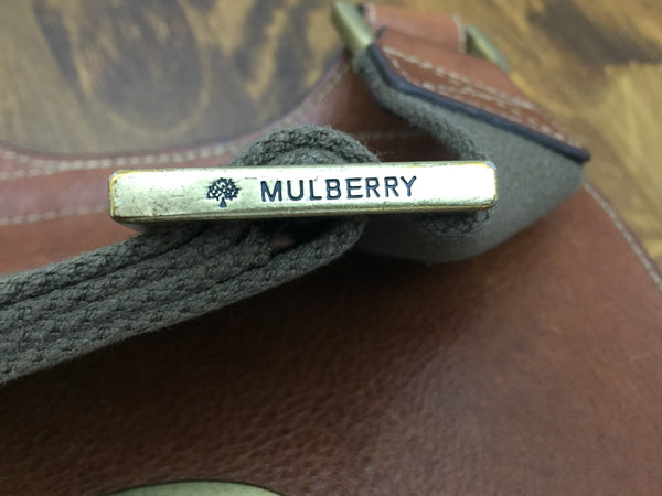 Mulberry Regular Antony in Oak Natural Leather