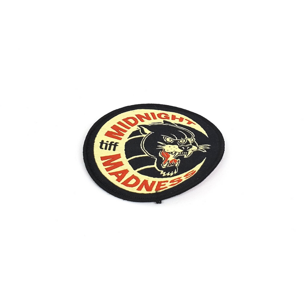 Midnight Madness Panther Patch