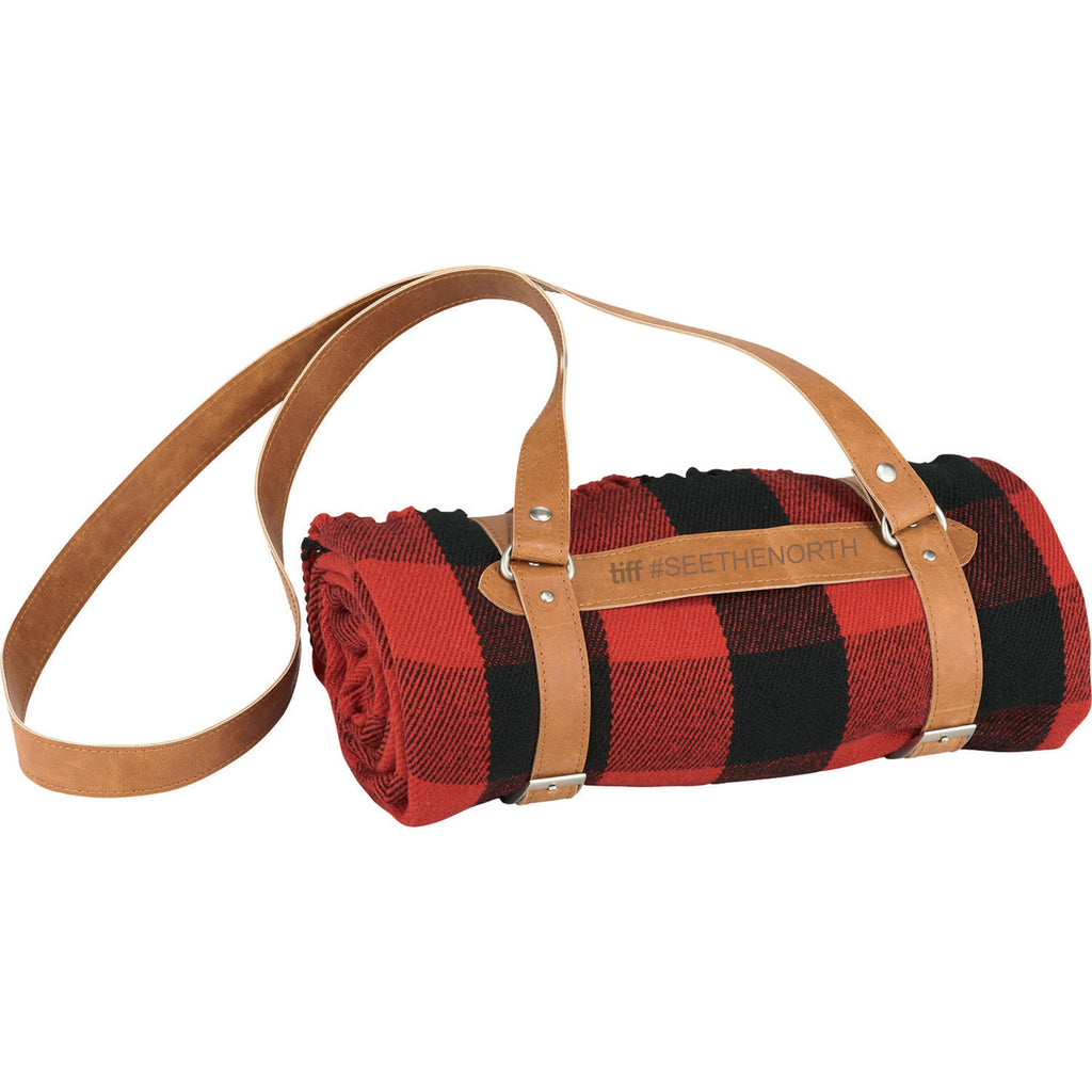 TIFF Buffalo Plaid Blanket
