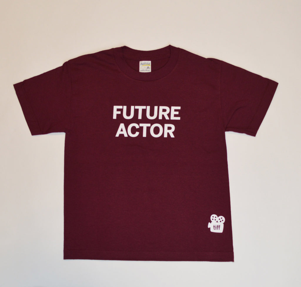 FUTURE ACTOR tshirt