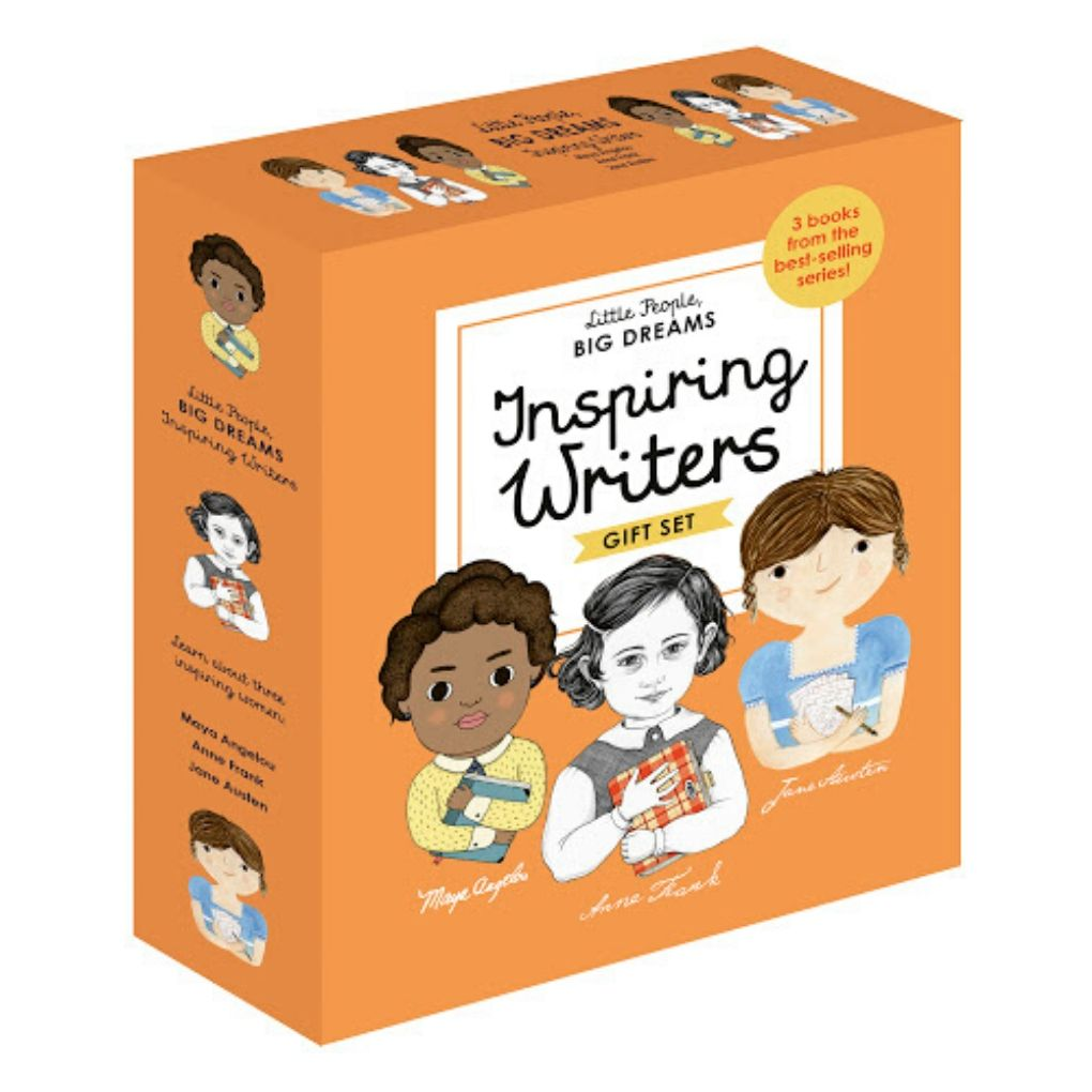 Inspiring Writers Box Set