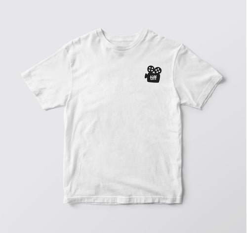TIFF embroidered t-shirt
