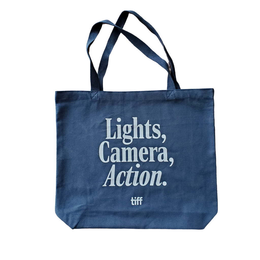 Lights, Camera, Action. Tote Bag