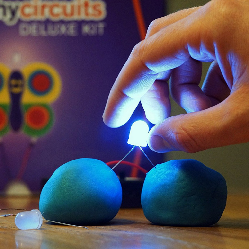 Squish Circuits Deluxe Kit