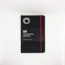 "TIFF ""Lightbox"" Notebook - Black"