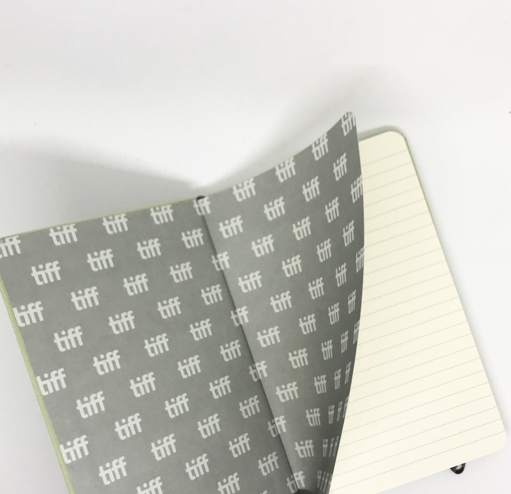 "TIFF ""Lightbox"" Notebook - Pistachio"