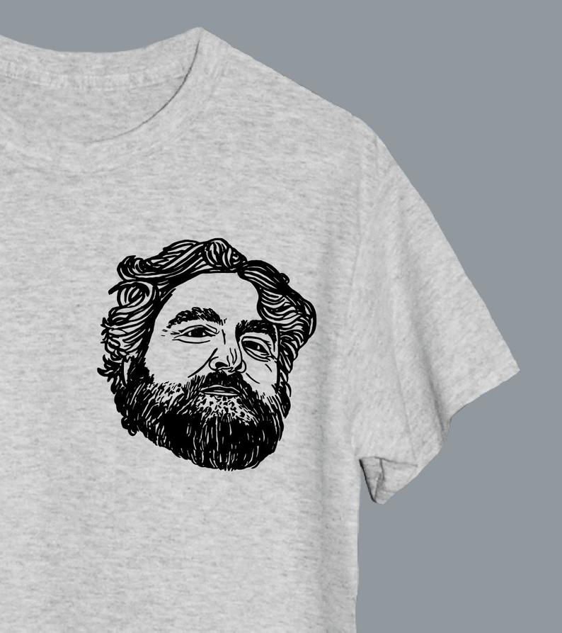 Zach Illustrated T-Shirt
