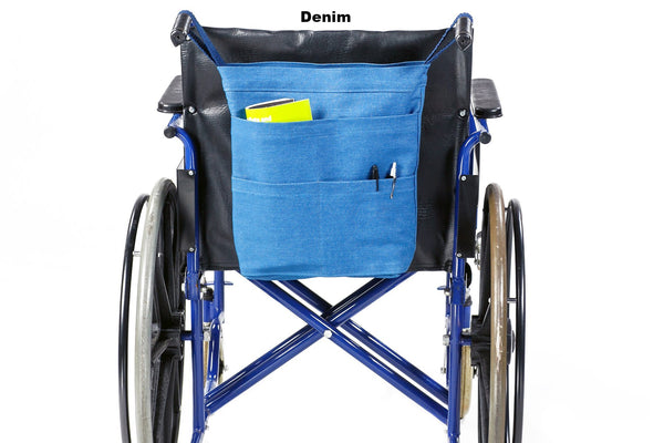 Rear Hanging Wheelchair Bag