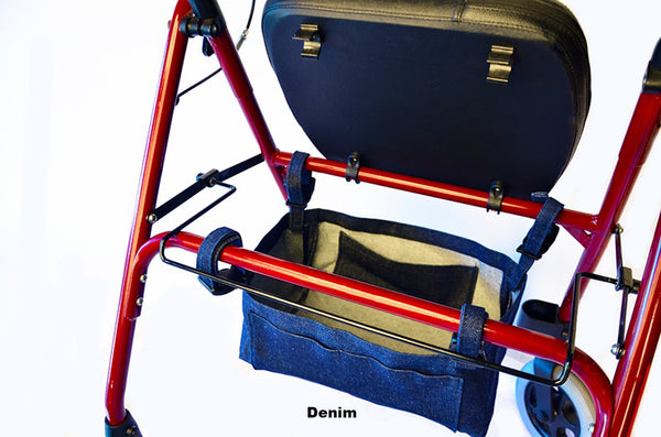 Underseat Rollator Bag