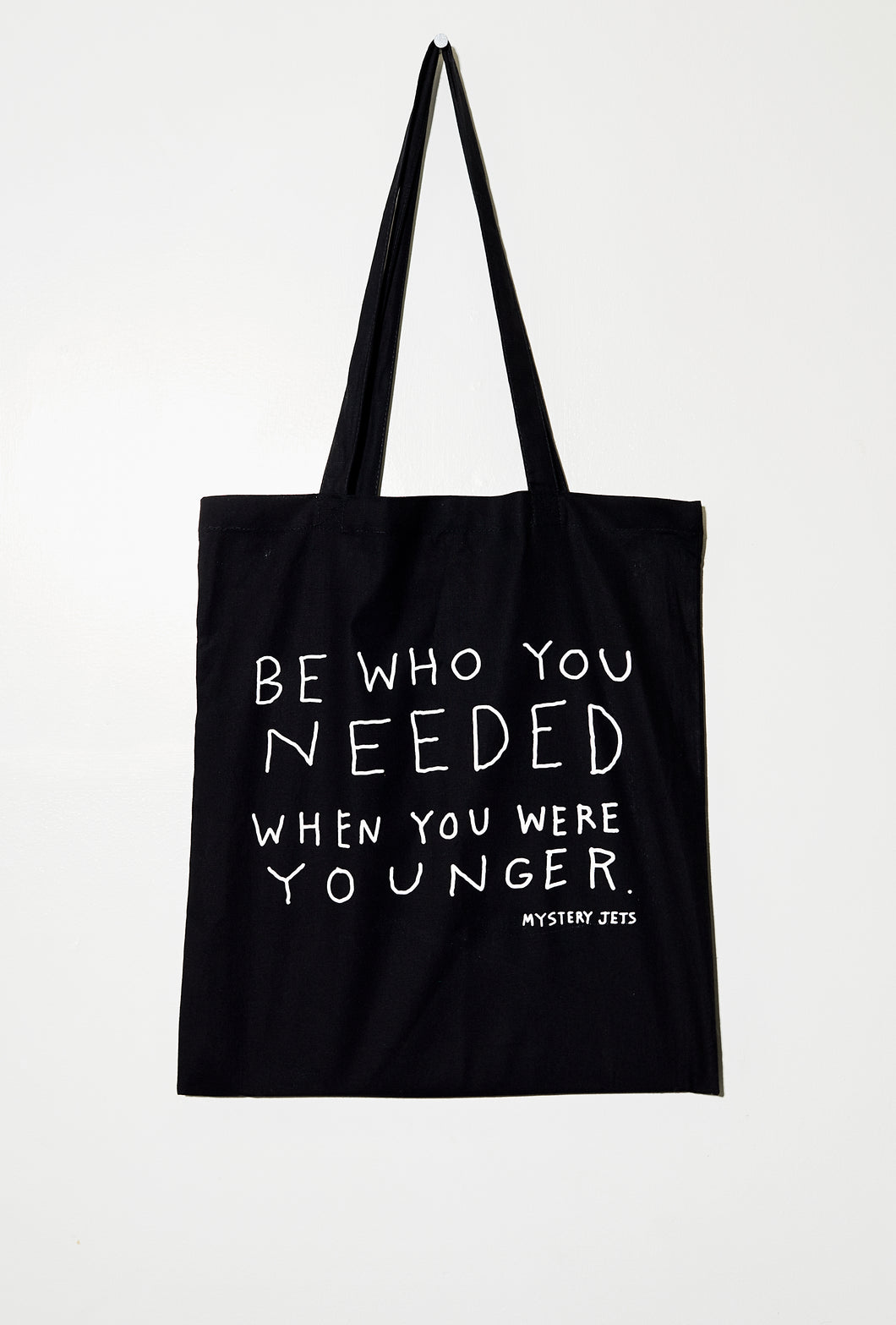 BE WHO YOU NEEDED tote bag