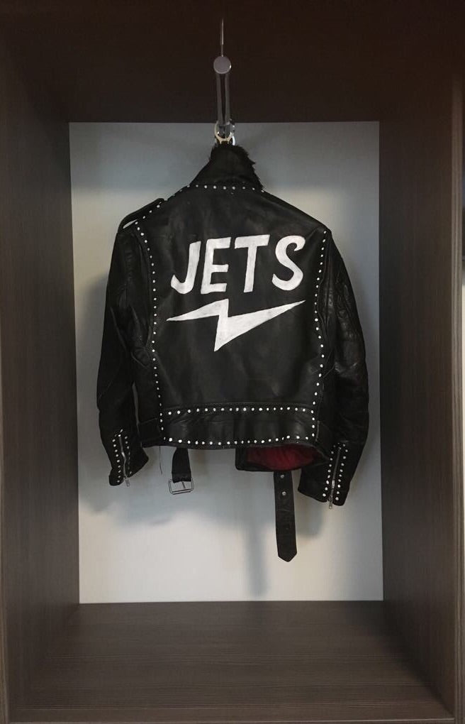 JETS biker gang jacket