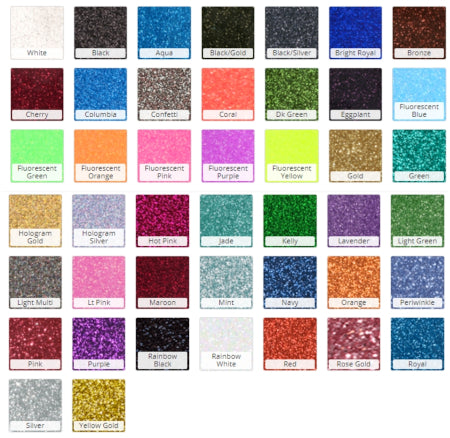 glittervinylcolors