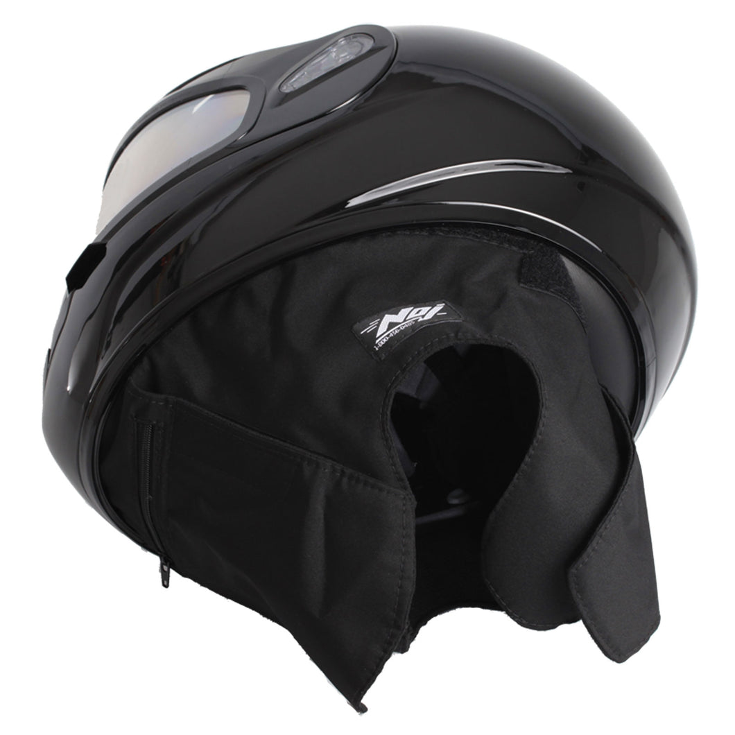 Quiet Rider Helmet Skirt - Cold Weather