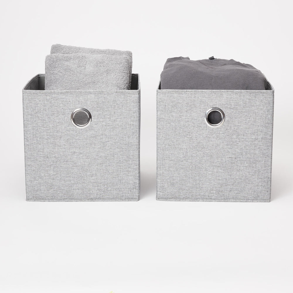 Large Collapsible Storage Cubes Dormify