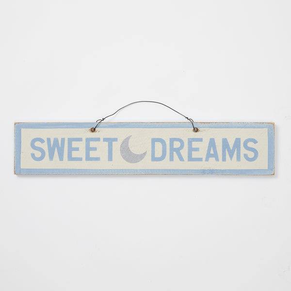 Sweet Dreams Wooden Sign