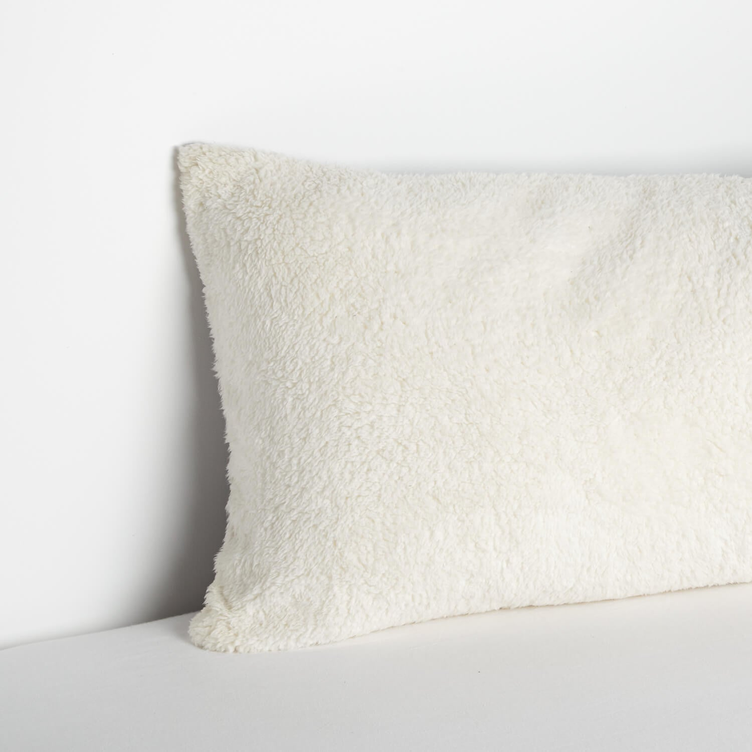 Sweatshirt/Sherpa Body Pillow Cover