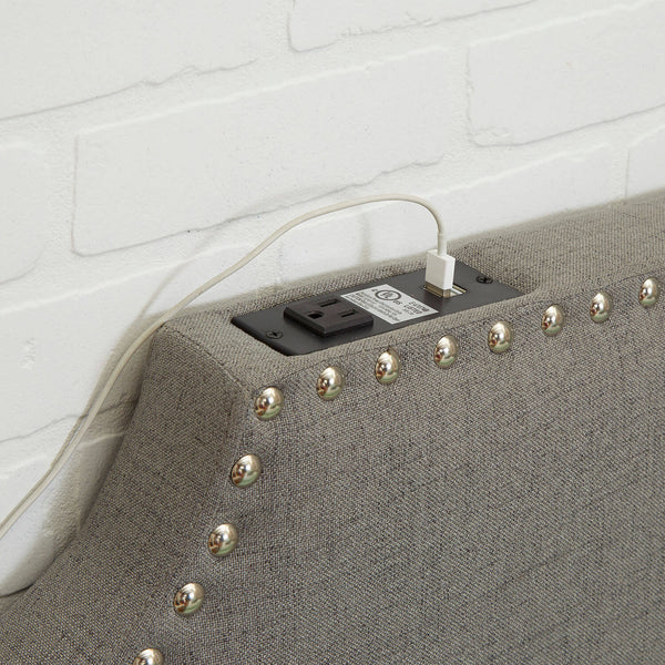 Twin Twin Xl Powered Headboard Dormify