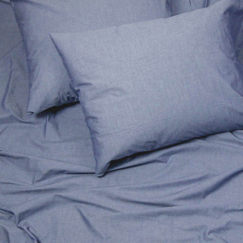 Classic Chambray Sheet Set