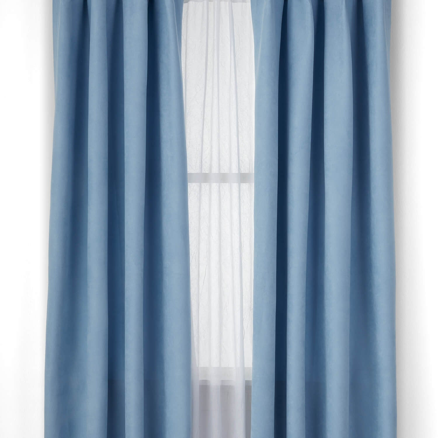 Microsuede Single Curtain