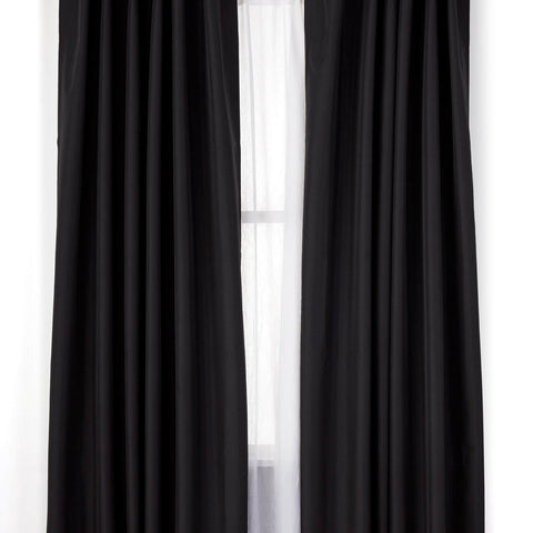 Room Darkening Single Curtain