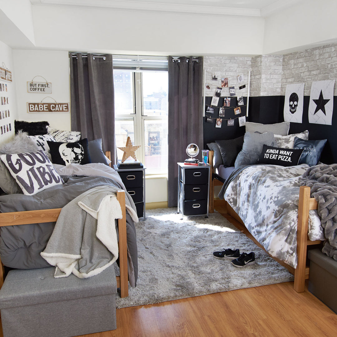 Dorm Room Ideas For Guys Layout