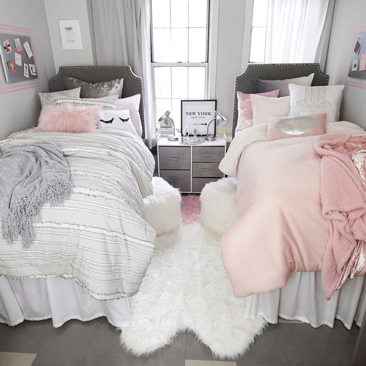 comforter and dorm comforters college design room decors bedding cute trendy idea