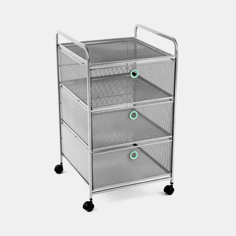 Digit 3 Drawer Cart
