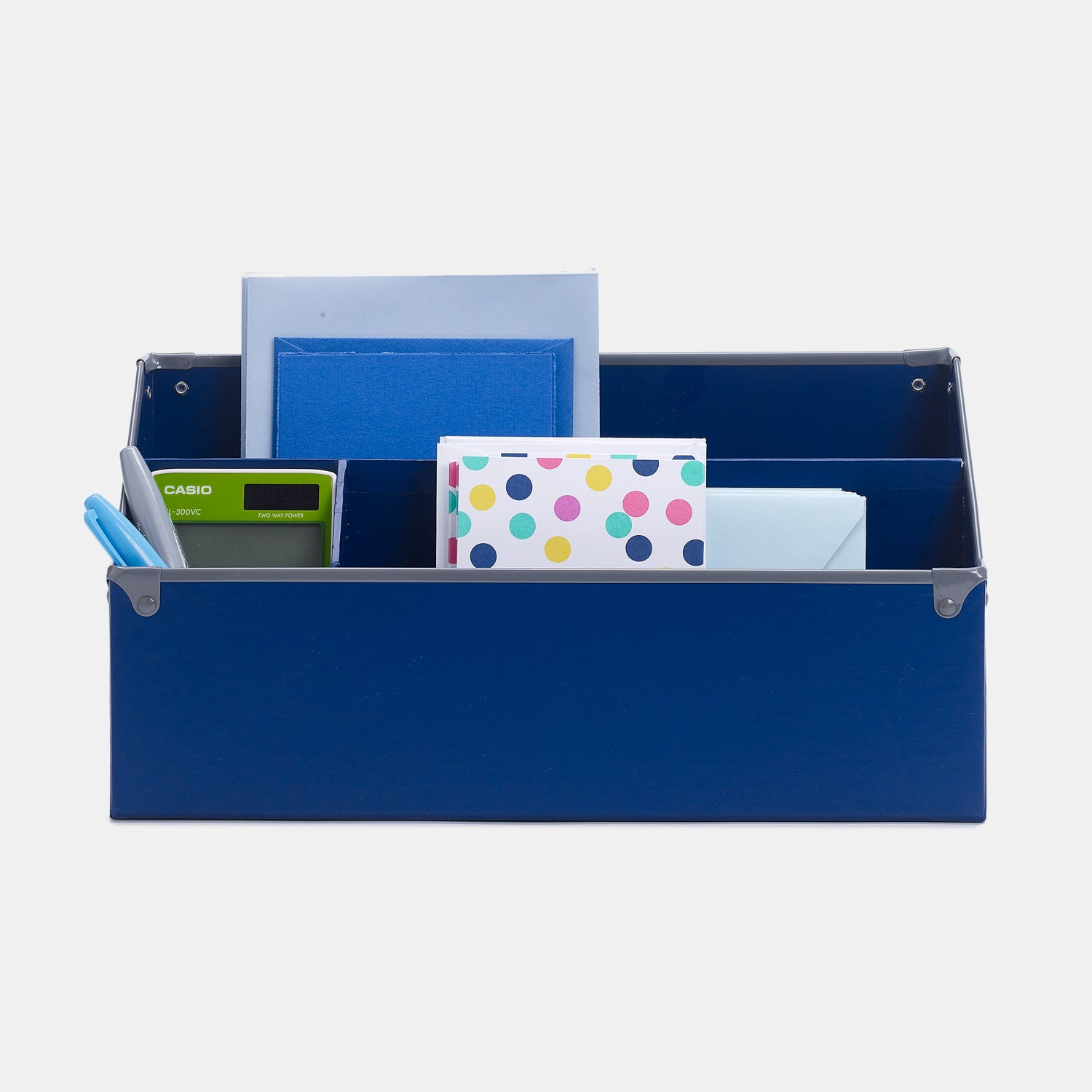 Frisco Desk Organizer - Mint