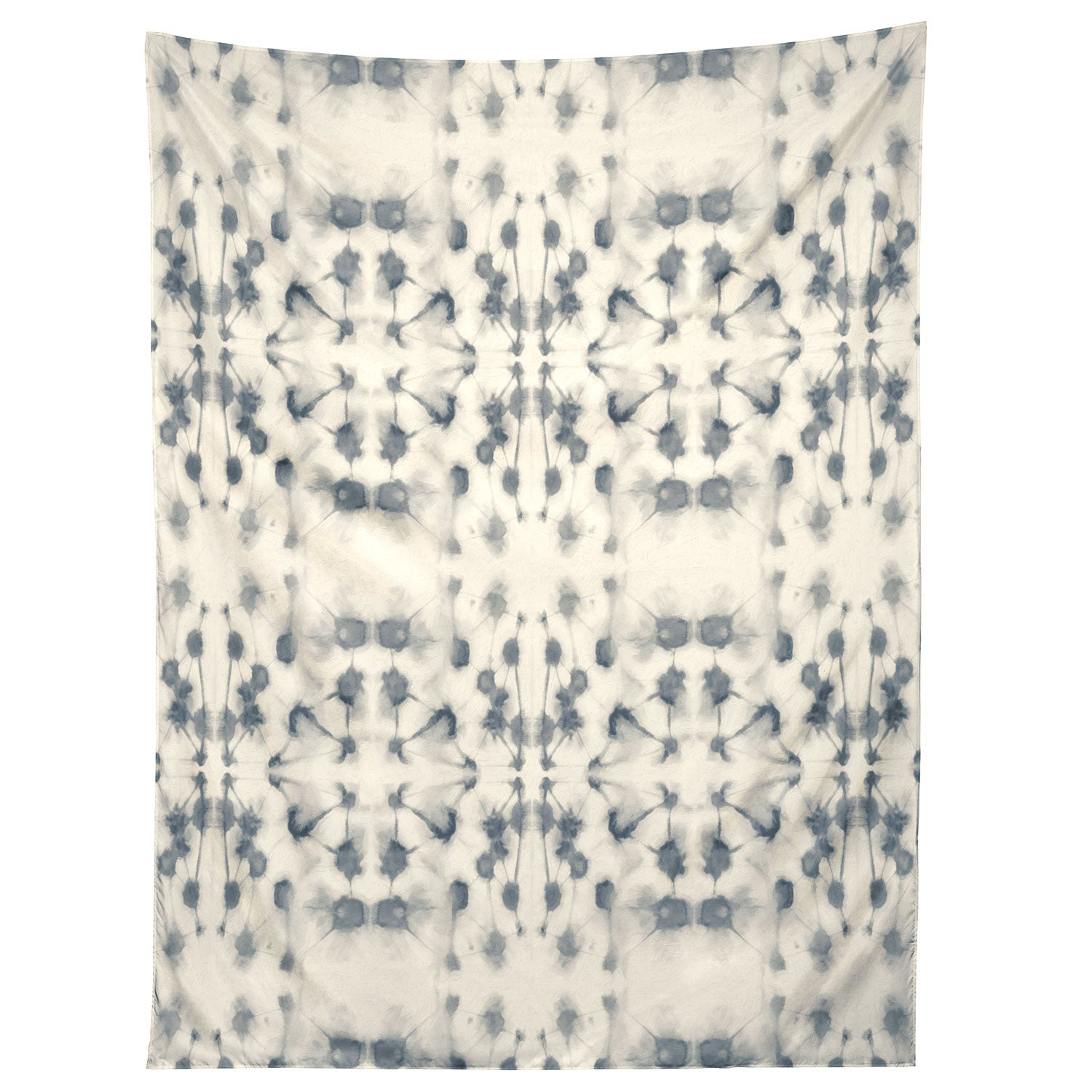 Mirror Dye Tapestry - Light Grey