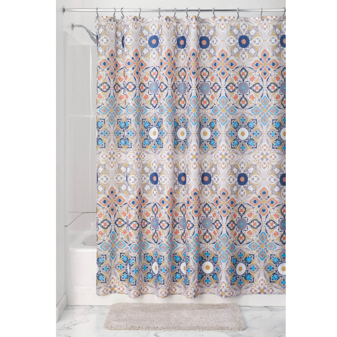 Medallion Shower Curtain Dormify