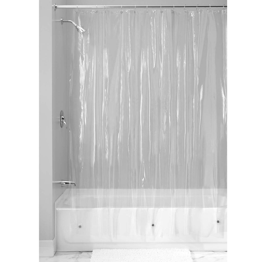 Vinyl Shower Curtain Liner – Dormify