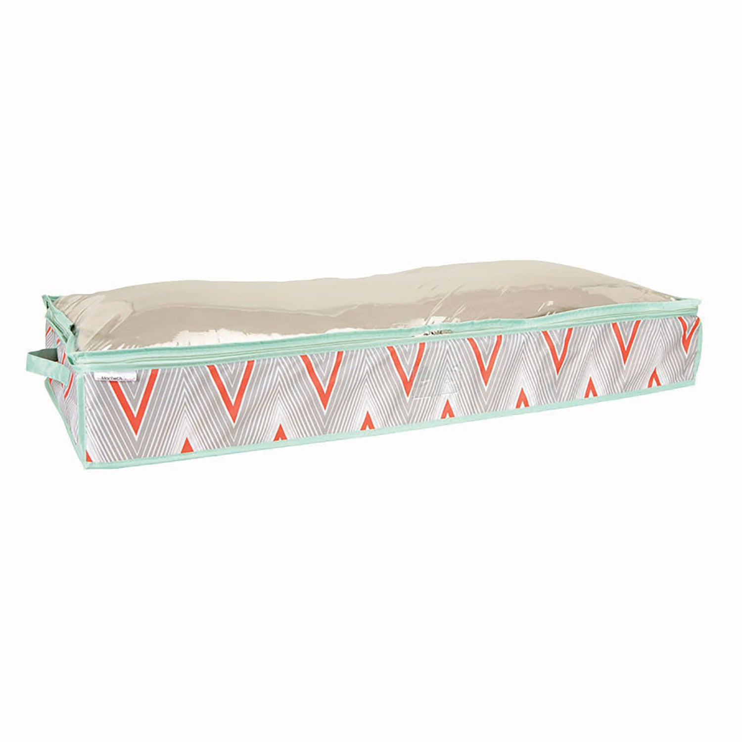 Under the Bed Storage Bag - Faux Jute
