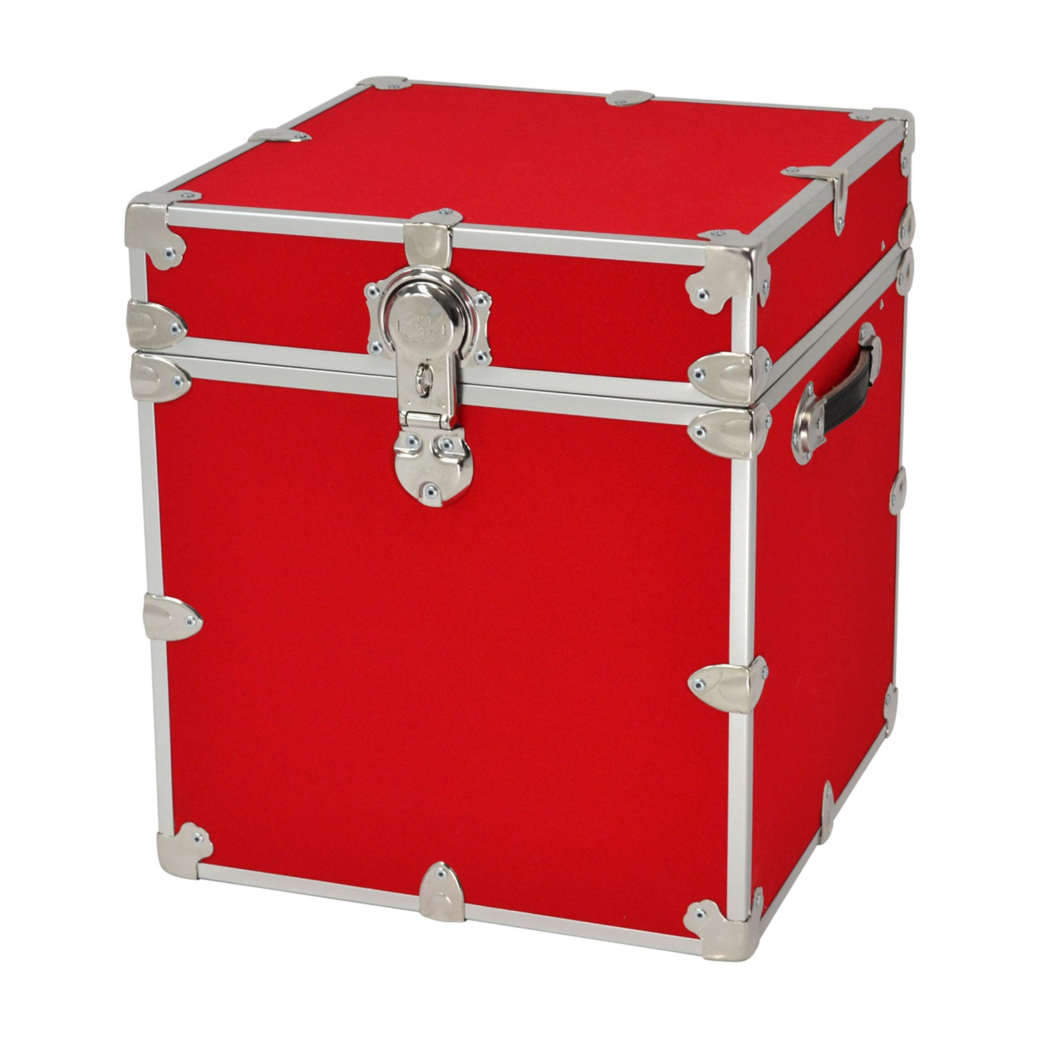 cube trunk - red | furniture