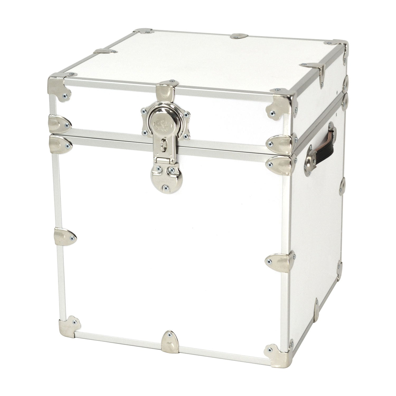 cube trunk - white | furniture