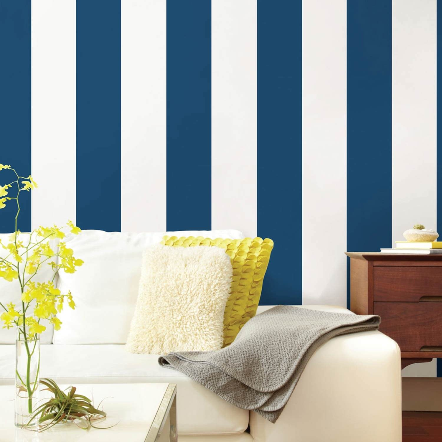 Exceptionnel Stripe Wall Decal
