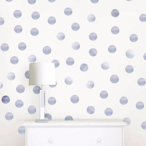 Holographic Confetti Dot Decals