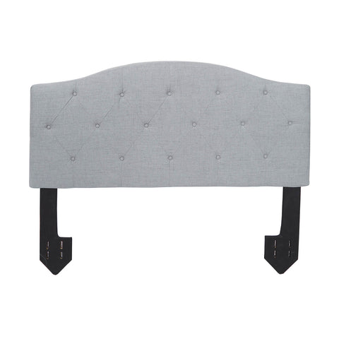 Diamond Tufted Powered Headboard
