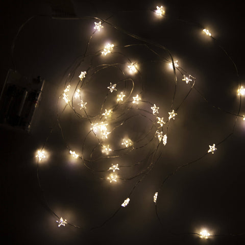 Star Led String Lights