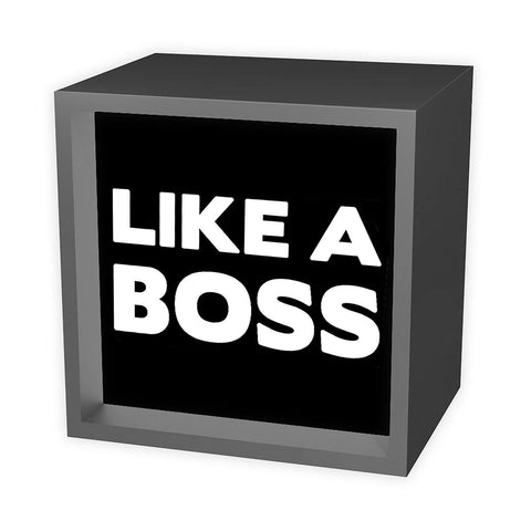 Like a Boss Light Box