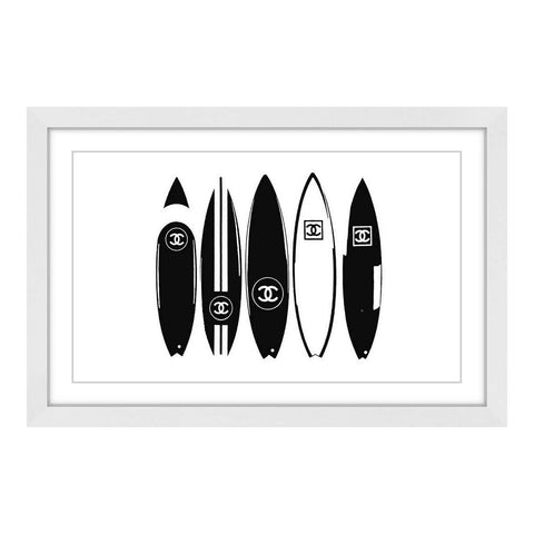 Framed CC Surfboards